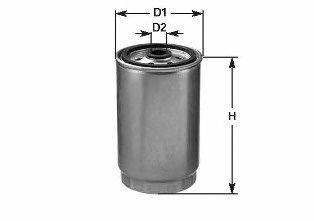 Топливный фильтр CLEAN FILTERS DN 877