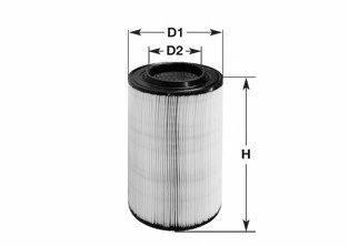 CLEAN FILTERS (НОМЕР: MA1097) Воздушный фильтр