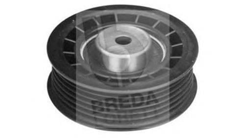 Паразитный / ведущий ролик, поликлиновой ремень BREDA  LORETT CR 1487