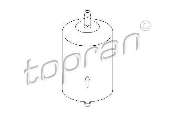 Топливный фильтр TOPRAN 401032