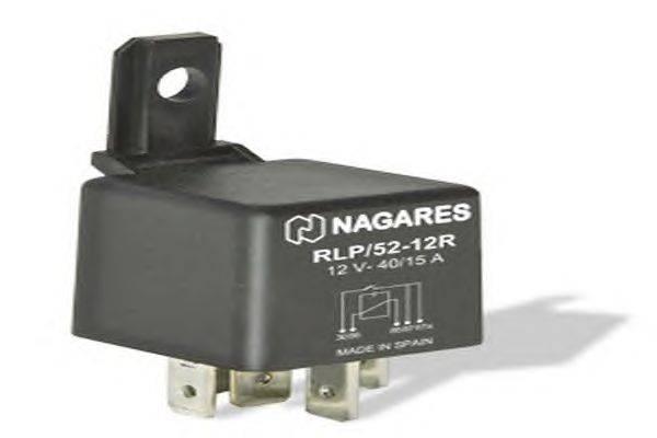 Реле, рабочий ток NAGARES RLP/52-12R