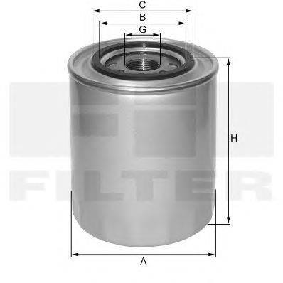FIL FILTER (НОМЕР: ZP 540) Масляный фильтр