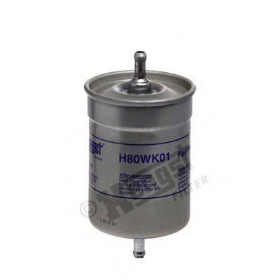 Топливный фильтр HENGST FILTER H80WK01