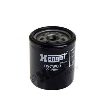 Масляный фильтр HENGST FILTER H97W09
