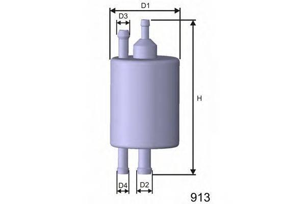 Топливный фильтр MISFAT E841