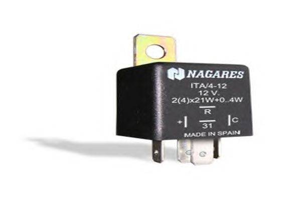 Прерыватель указателей поворота NAGARES ITA/4-12