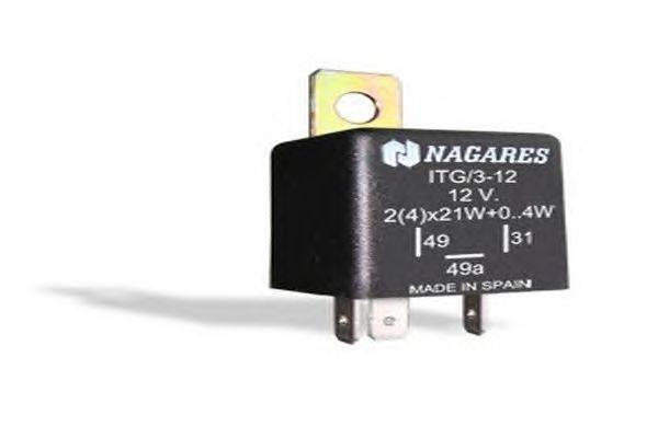 Прерыватель указателей поворота NAGARES ITG/3-12