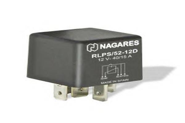 Реле, рабочий ток NAGARES RLPS/52-12D