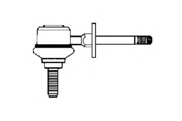 Тяга / стойка, стабилизатор OCAP 0180043