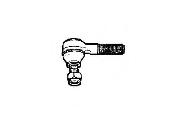 Наконечник поперечной рулевой тяги OCAP 0180153