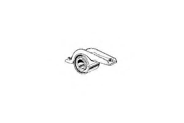 Подвеска, рычаг независимой подвески колеса OCAP 1215026