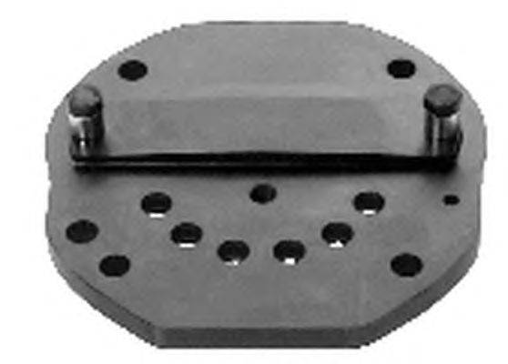 Клапанная крышка, пневматический компрессор TRUCKTEC AUTOMOTIVE 01.15.020