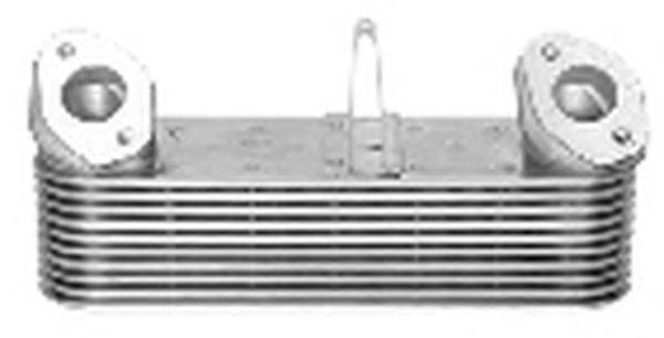 масляный радиатор, двигательное масло TRUCKTEC AUTOMOTIVE 01.18.059