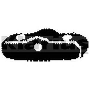 Кронштейн, глушитель KLARIUS 420357