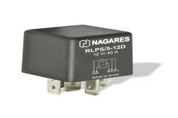 Реле, рабочий ток NAGARES RLPS/5-12D