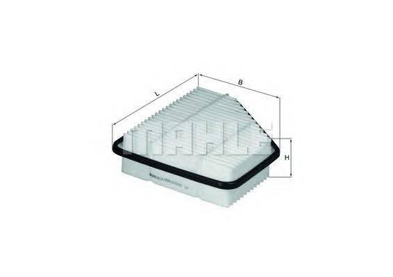 Воздушный фильтр KNECHT LX2864