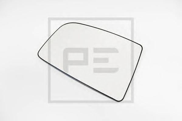Зеркальное стекло, наружное зеркало PE Automotive 018.025-00A