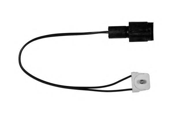 HELLA (НОМЕР: 8DK 355 250-001) Сигнализатор, износ тормозных колодок