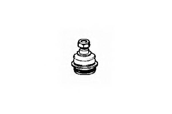 Несущий / направляющий шарнир OCAP 0404101