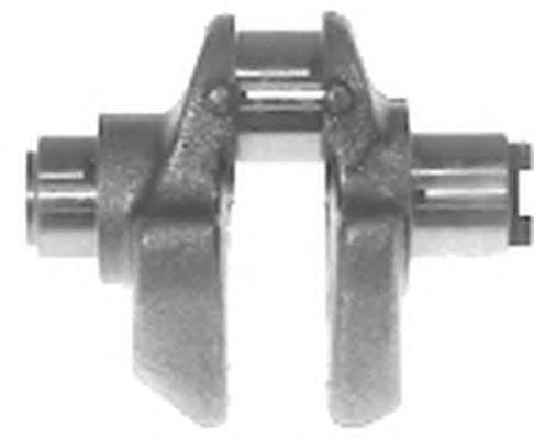 Коленчатый вал, пневматический компрессор TRUCKTEC AUTOMOTIVE 01.15.044