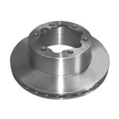 TRUCKTEC AUTOMOTIVE (НОМЕР: 02.35.202) Тормозной диск