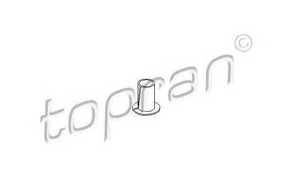 Ремкомплект, рычаг переключения TOPRAN 111319