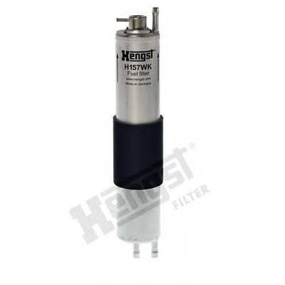 Топливный фильтр HENGST FILTER H157WK