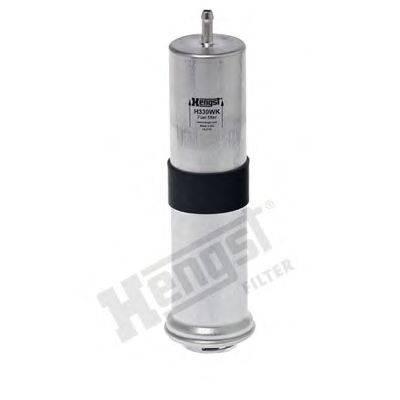 Топливный фильтр HENGST FILTER H339WK