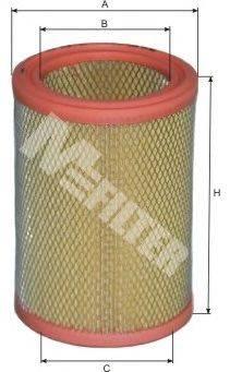Воздушный фильтр MFILTER A 102