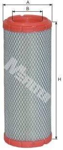 Воздушный фильтр MFILTER A 1024