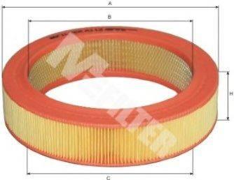 Воздушный фильтр MFILTER A 112
