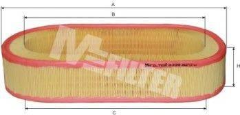Воздушный фильтр MFILTER A339
