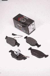 PROTECHNIC (НОМЕР: PRP0018) Комплект тормозных колодок, дисковый тормоз