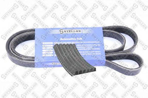 Поликлиновой ремень STELLOX 0601076SX