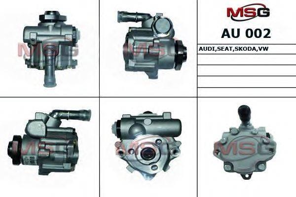 Гидравлический насос, рулевое управление MSG AU 002