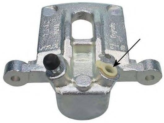 Тормозной суппорт HELLA PAGID 8AC 355 381-351