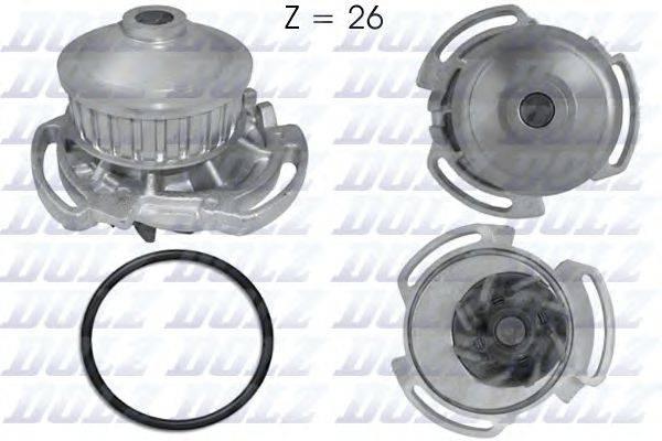 Водяной насос DOLZ A159