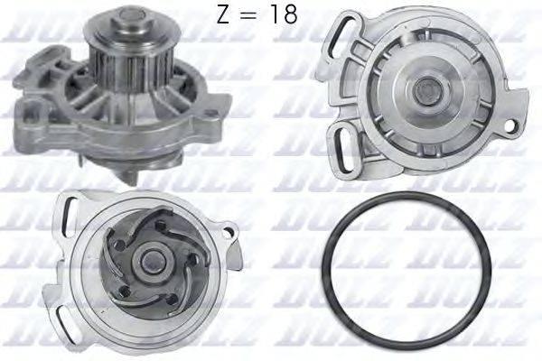 Водяной насос DOLZ A176