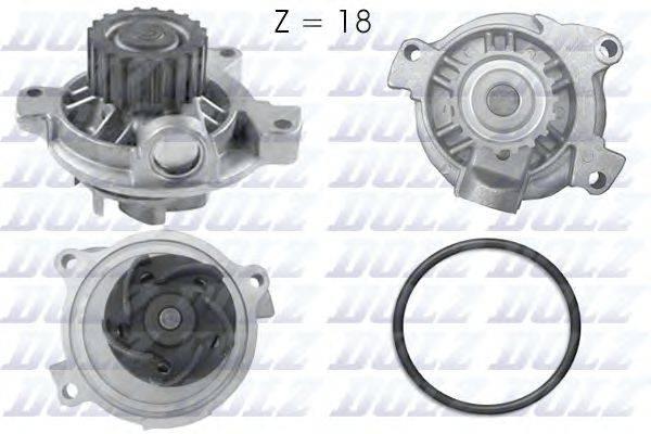 Водяной насос DOLZ A178