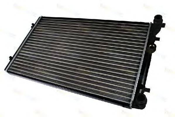 Радиатор, охлаждение двигателя THERMOTEC D7W001TT