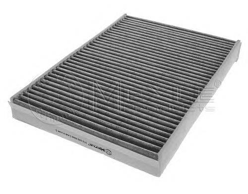 Фильтр, воздух во внутренном пространстве MEYLE 5123200006