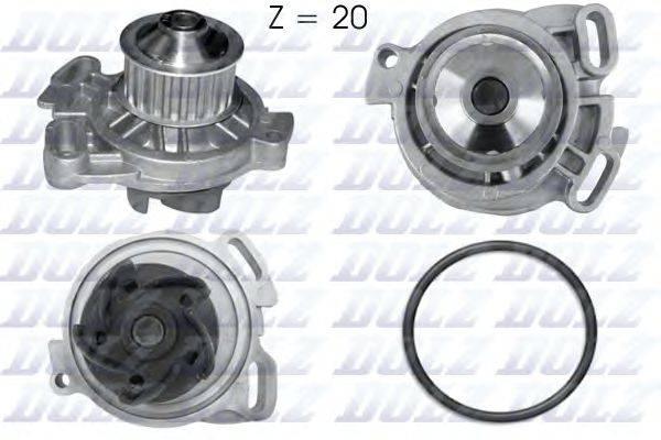 Водяной насос DOLZ A154