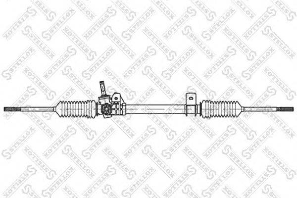 Рулевой механизм STELLOX 00-35029-SX
