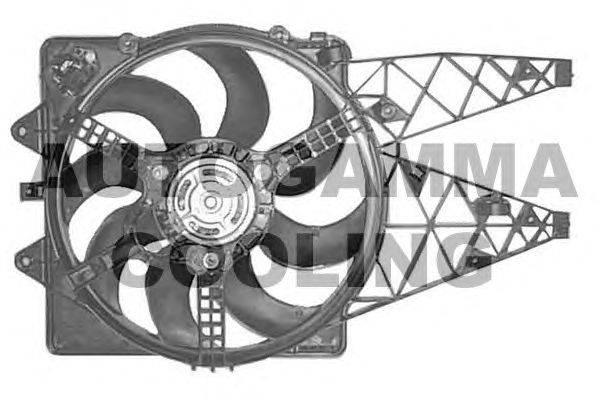 Вентилятор, охлаждение двигателя AUTOGAMMA GA200103