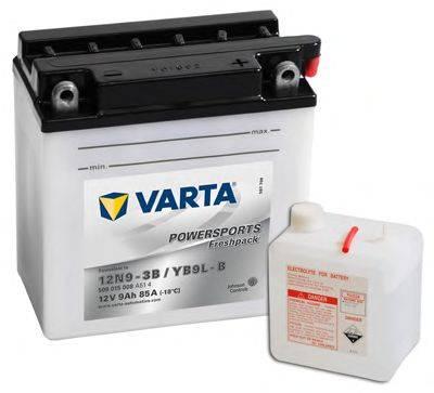 Стартерная аккумуляторная батарея; Стартерная аккумуляторная батарея VARTA 509015008A514