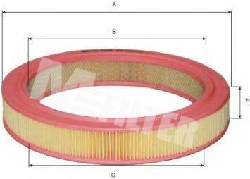 Воздушный фильтр MFILTER A 110