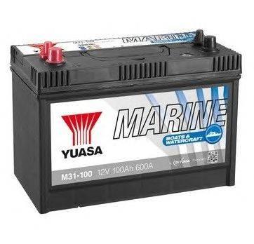 Стартерная аккумуляторная батарея YUASA M31-100