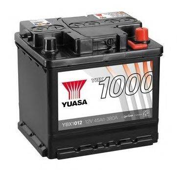 Стартерная аккумуляторная батарея YUASA YBX1012