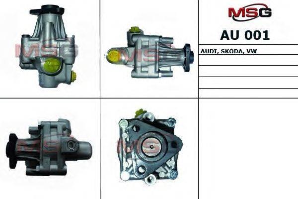 Гидравлический насос, рулевое управление MSG AU 001