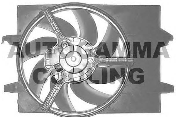 Вентилятор, охлаждение двигателя AUTOGAMMA GA201416